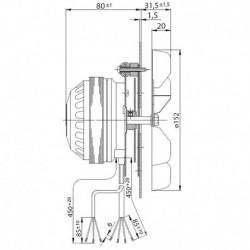Etracteur EBM - 14706003