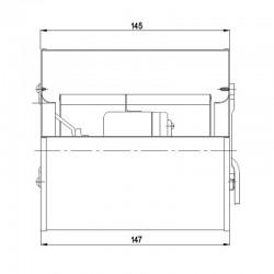 Ventilateur centrifuge 14706076