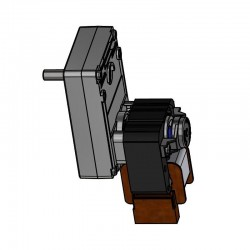 Motoréducteur avec arbre 8,5mm 14702072