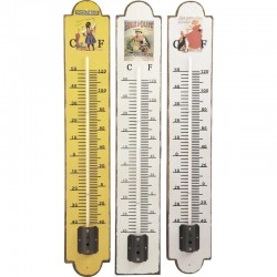Thermomètre mural